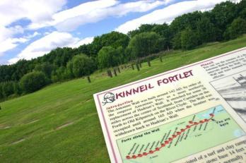 Kinneil Roman Fortlet