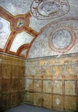 Inside Kinneil House - Arbour Room