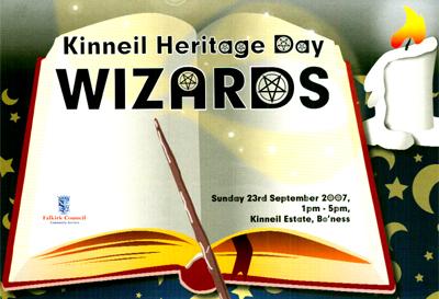 Kinneil Heritage Dayleaflet
