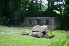 james watt's cottage at kinneil
