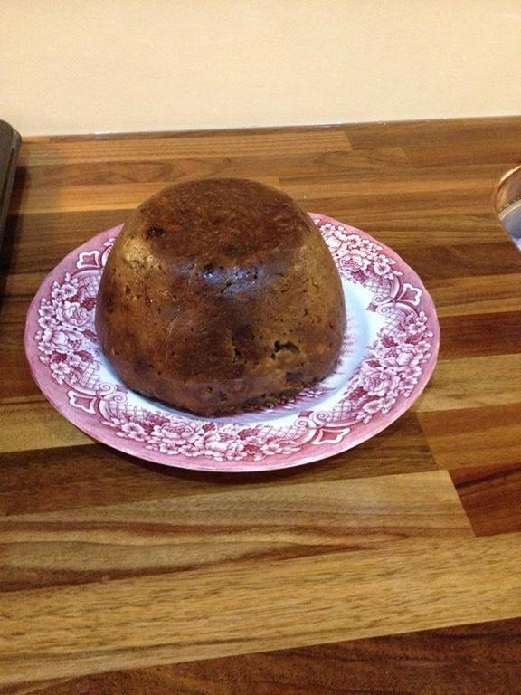 how to make a proper clootie dumpling