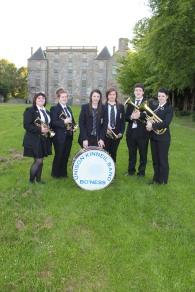 Kinneil Youth Band at Kinneil House