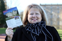 Maria Ford, The Friends of Kinneil