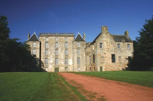 Kinneil House, Bo'ness