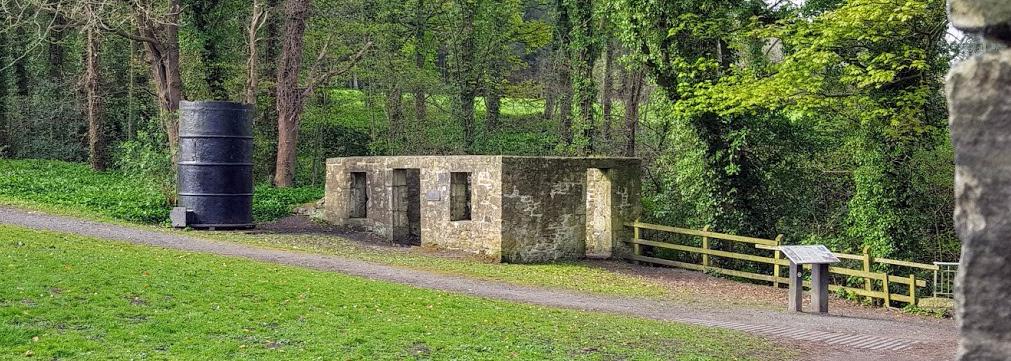 James Watt's Cottage at Kinneil Estate, Bo'ness